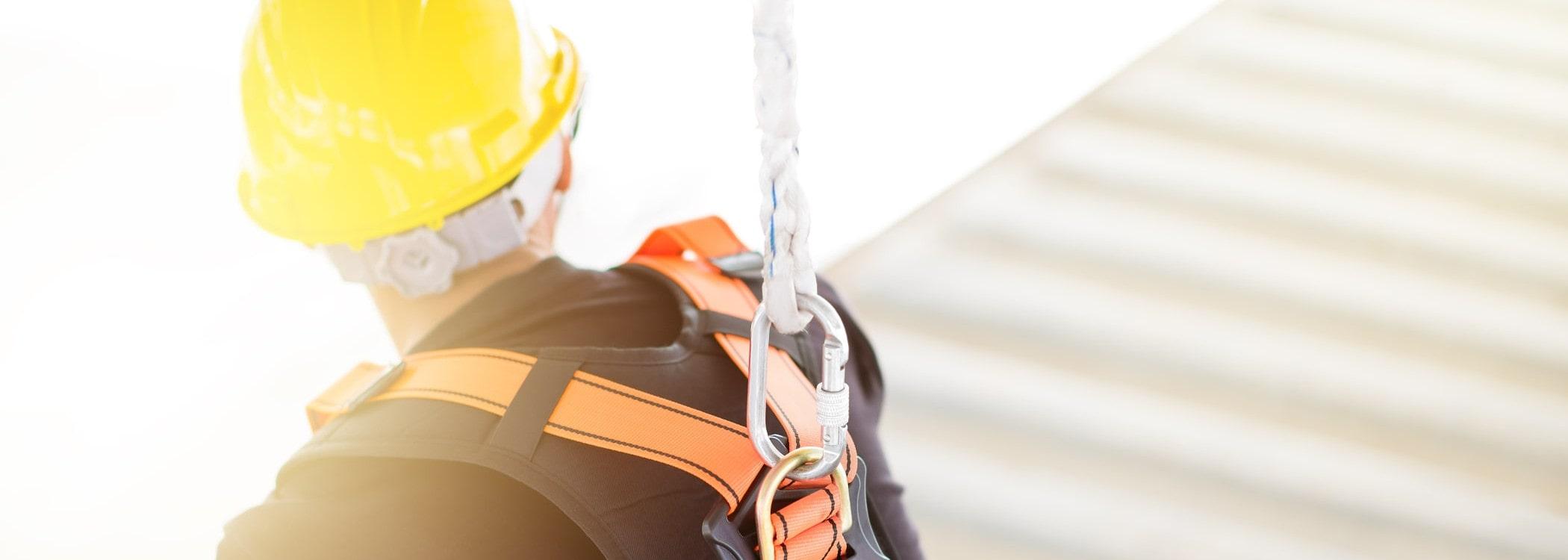 Addestramento per attività in quota | Lazzaroni s.r.l.