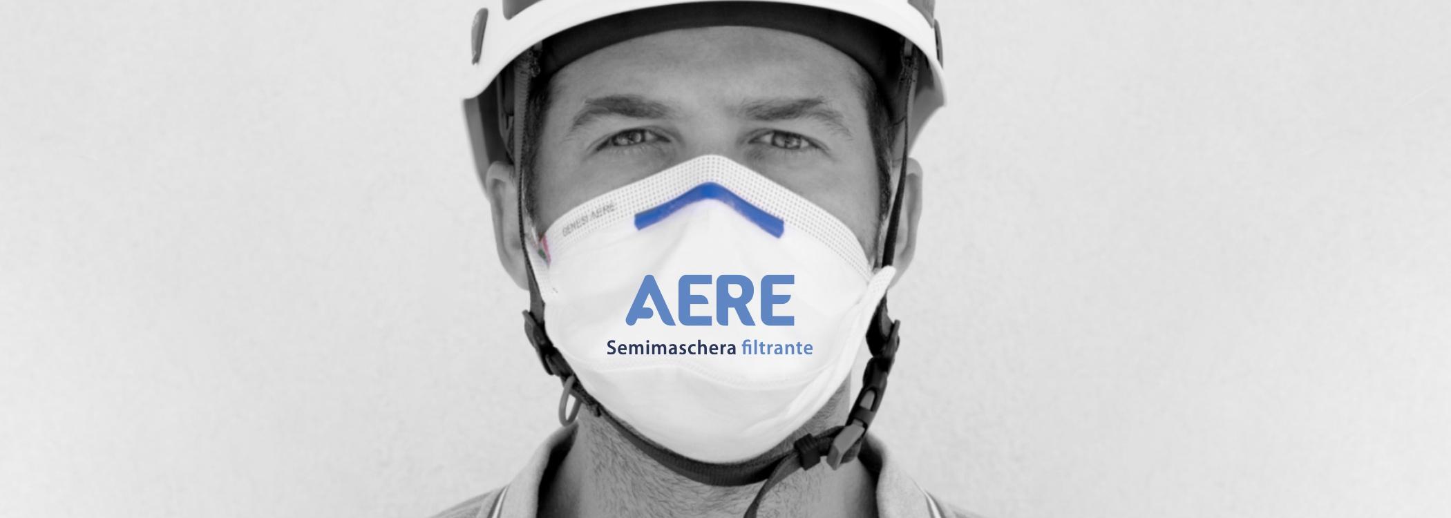 Aere Mask | Lazzaroni s.r.l.